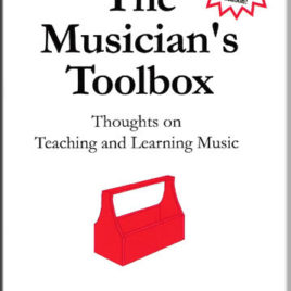 The Musician's Toolbox – Paperback Book